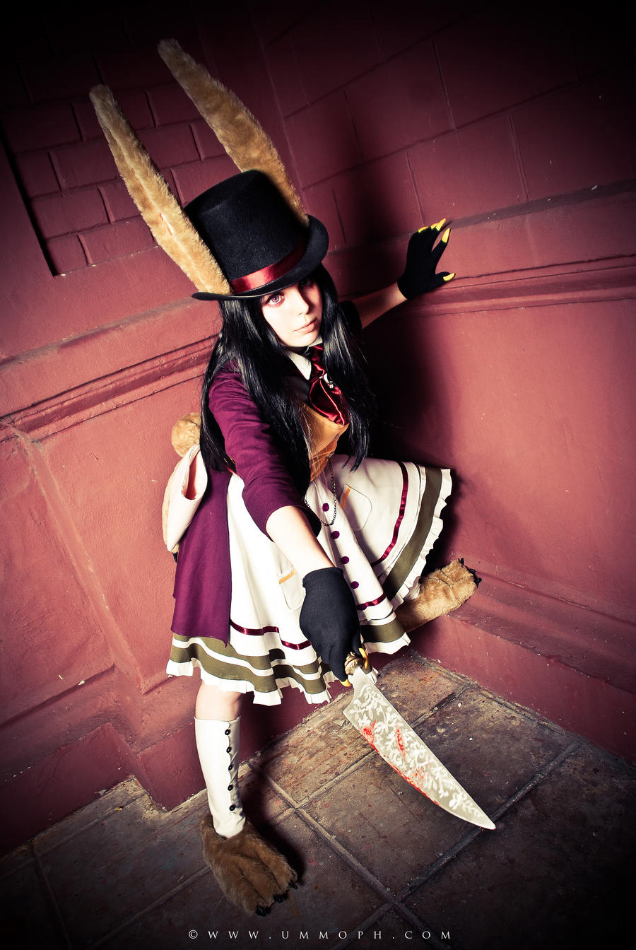 Alice: Madness Returns - Come now by Thecrystalshoe