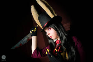 My New Friend - Alice: Madness Returns by Thecrystalshoe