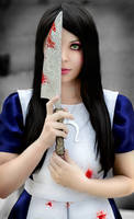 Alice Madness Returns Cosplay - Parallel by Thecrystalshoe