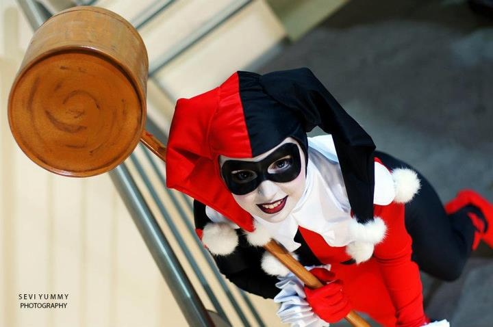 Harley Quinn Cosplay : Adam Hughes by Thecrystalshoe