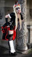 Victorian / Steampunk Harley Quinn