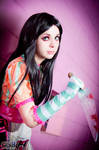 Alice:  Madness Returns Cosplay - Misstitched