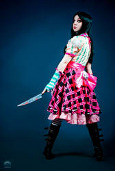 Alice Madness Returns Cosplay : Misstitched