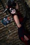 Harley Quinn - May the clown kiss the bride!