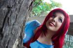 Ariel on Land - The little Mermaid Cosplay