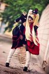 Steampunk Harley Quinn - Cosplay