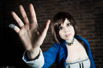 Are you real? - Elizabeth Cosplay .