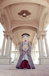 Queen Amidala - Pre-senate Kimono by Thecrystalshoe