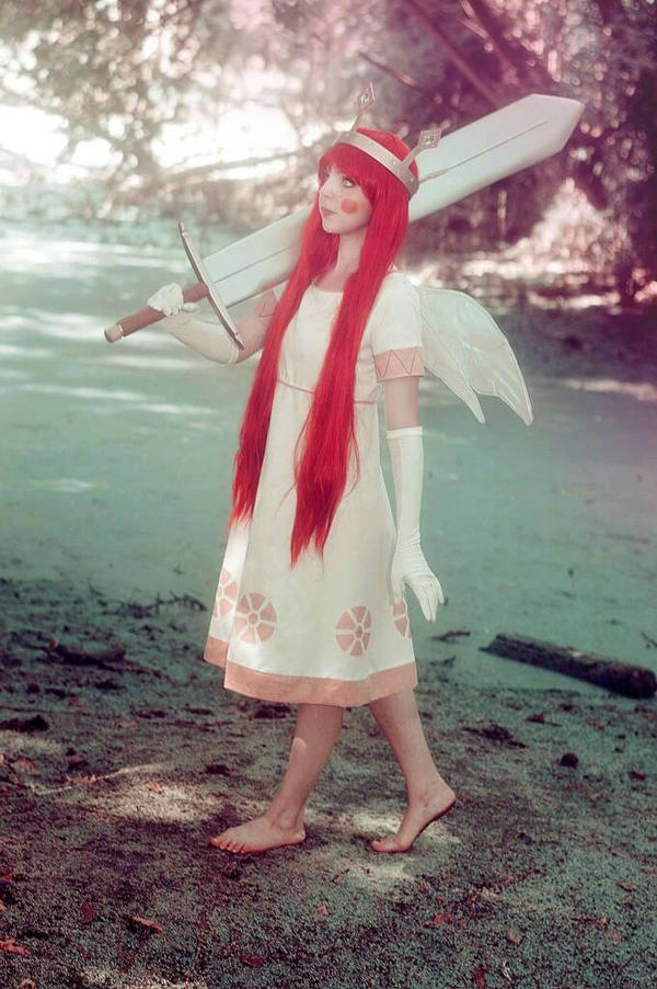 Aurora - Child of Light Cosplay by Thecrystalshoe