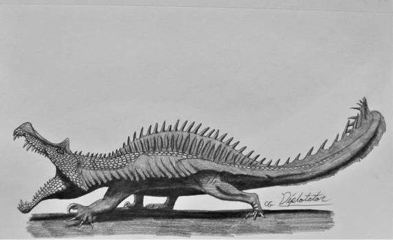 Jurassic World Hybrids: Diplotator