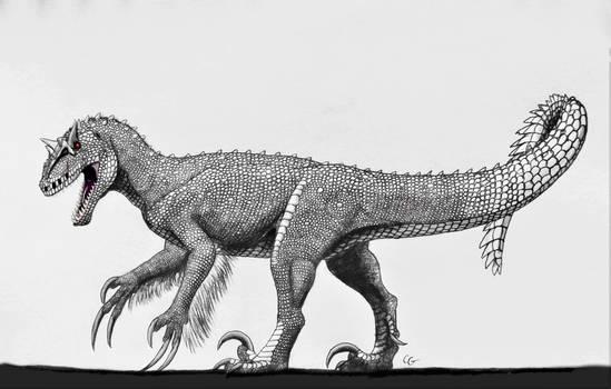 Jurassic World Hybrids: Indominus Rex