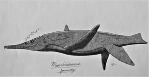 Mauriciosaurus fernandezi by AcroSauroTaurus
