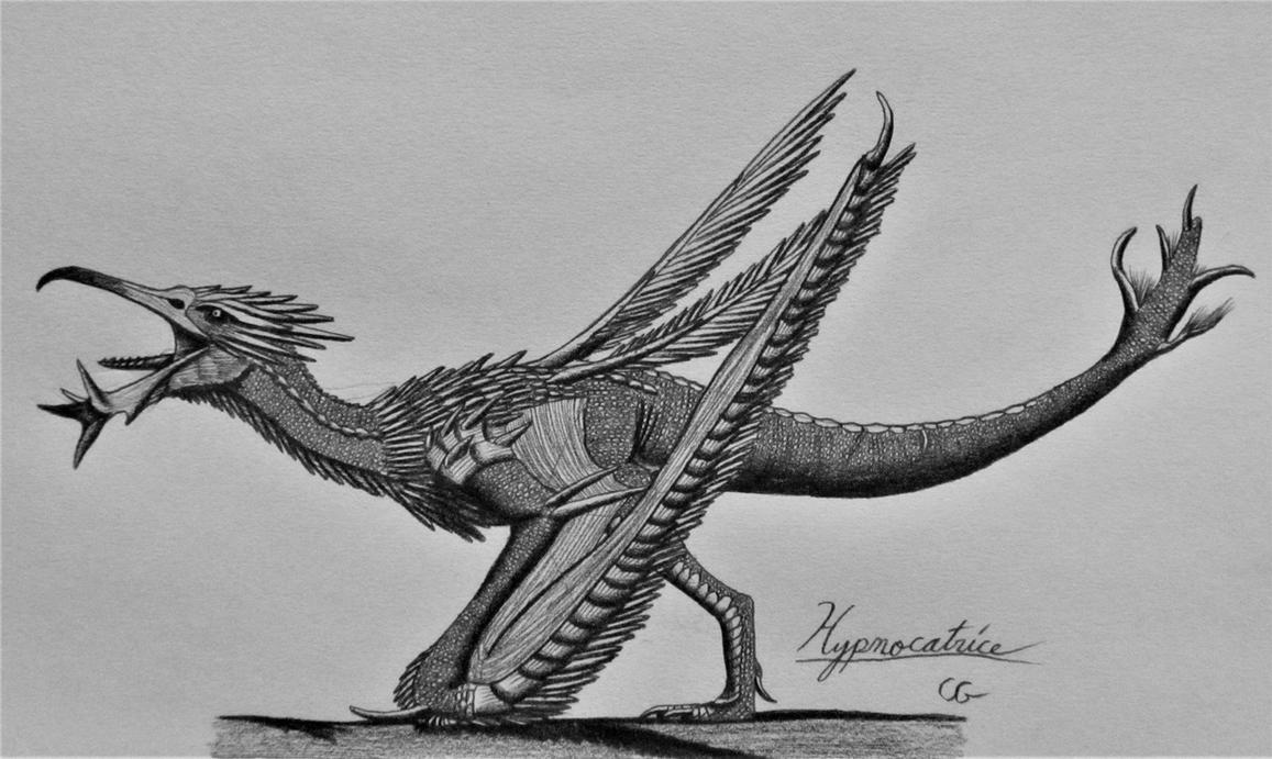 Monster Hunter 2: Hypnocatrice by AcroSauroTaurus