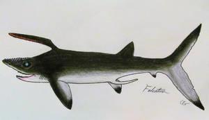 Falcatus falcatus by AcroSauroTaurus