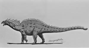 Jurassic World Hybrids: Amargocephalus by AcroSauroTaurus