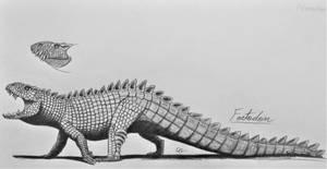 Foetodon by AcroSauroTaurus