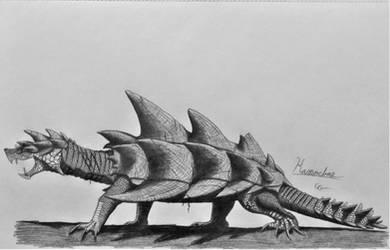 Kamoebas by AcroSauroTaurus