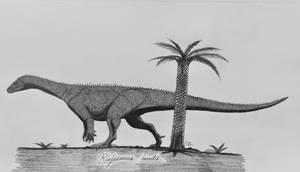 Riojasaurus incertis