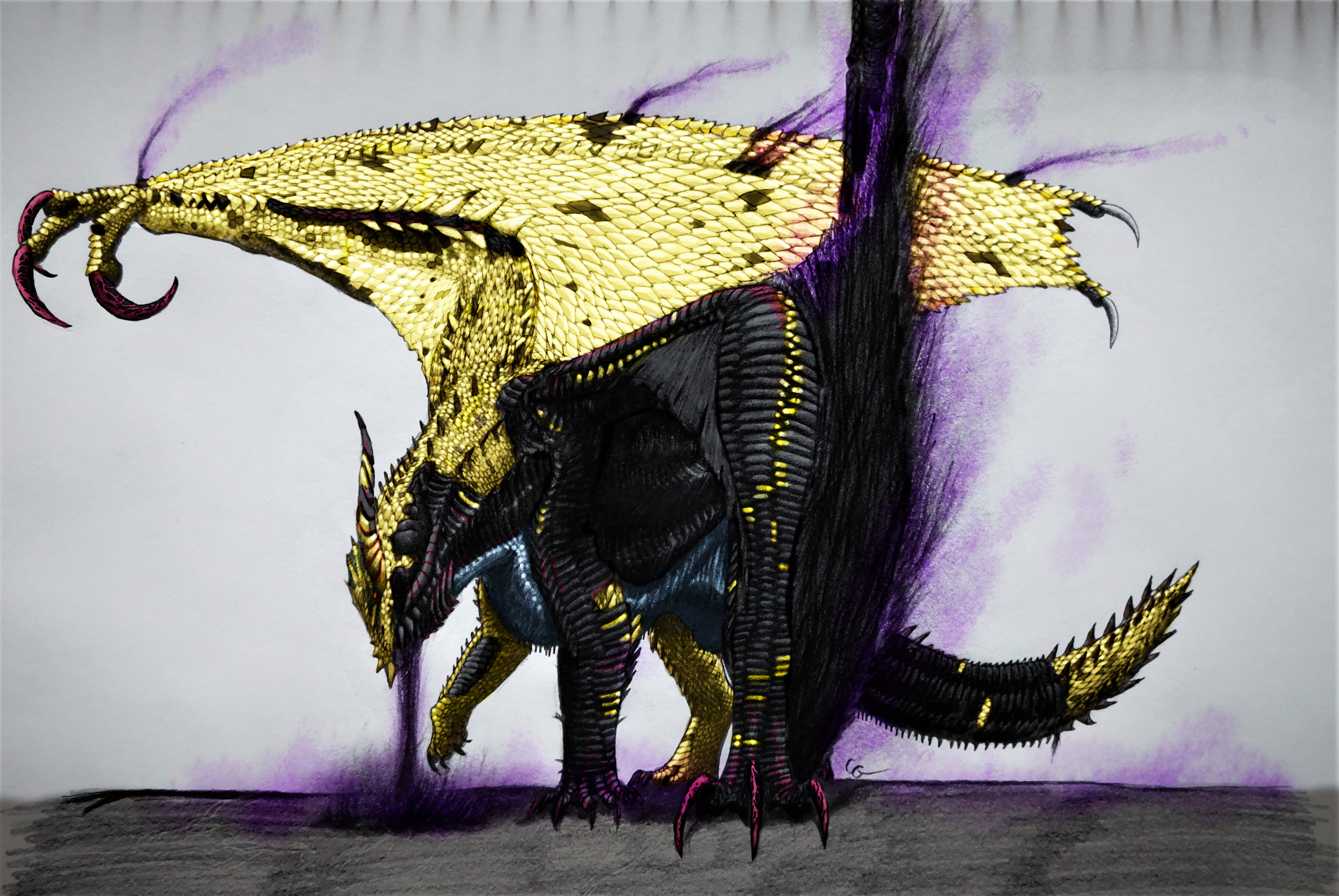 Monster Hunter 4: Chaotic Gore Magala