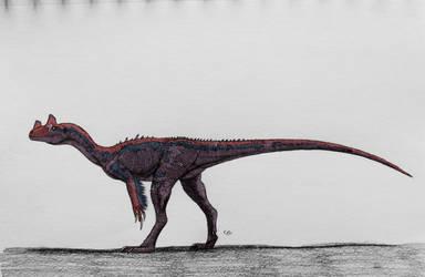 Skull Island: Adlapsusaurus