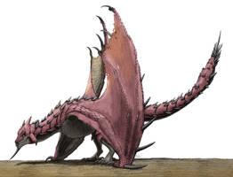 Monster Hunter: Pink Rathian