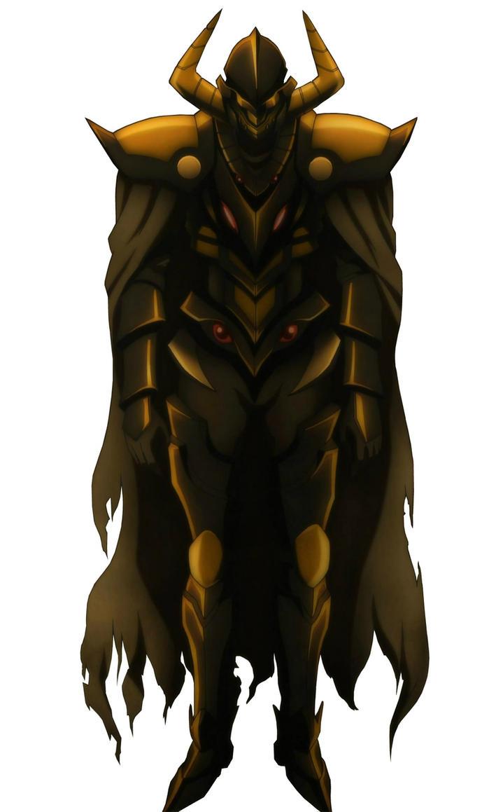 Maoyuu Maou Yuusha Black Knight Render by Abyss1