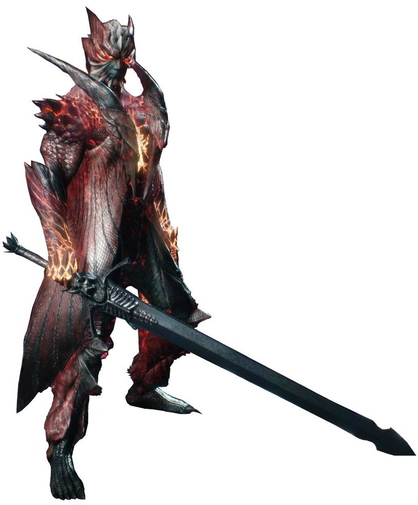 Devil May Cry 5: Devil May Cry 5 Dante Devil Trigger Render By Abyss1 On