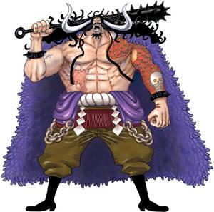 Kaido the Beast Render