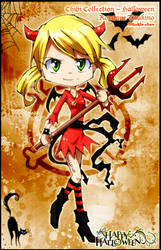 Halloween. Roxanne by Goku-chan