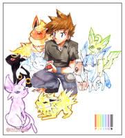 Gotta Catch'em all by Goku-chan