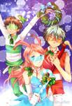 + Joyeux Noel + by Goku-chan