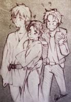 Do you love him ? by Goku-chan