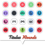 Titulus Rounds HD [IconPack]