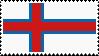 Faroe flag | Stamp by Devonix