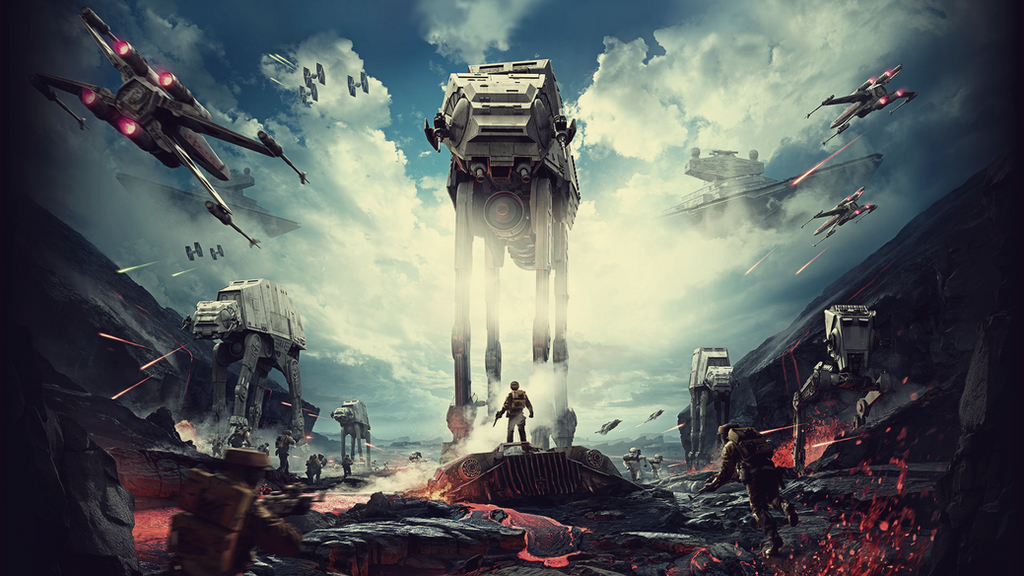 Star Wars: Battlefront | WALLPAPER 1920x1080 by Devonix