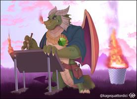 Nestor - Spyro Reignited Trilogy by KageQuattordici
