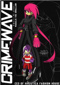 Crimewave - Magalie and Kid Wave