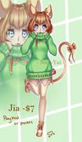 Jia Adopt - Closed by Nico-Yui