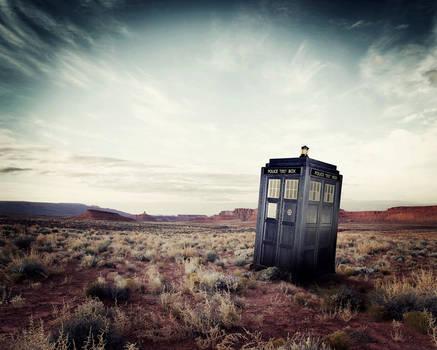 The TARDIS In America