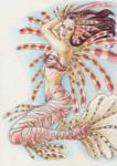 Lion Mermaid
