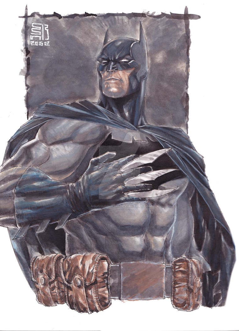 Dark Knight by agussumantri