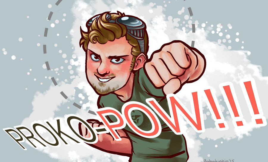 proko-POW!!! by BabaKinkin