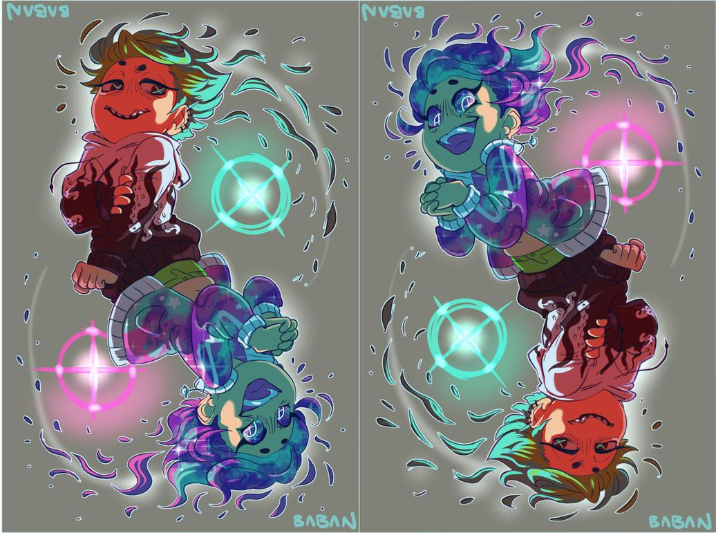 for starlightsuper-nova by BabaKinkin
