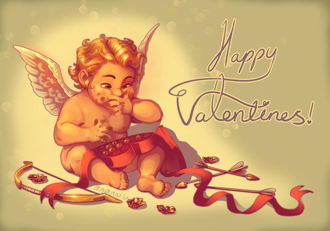 happy valentines! by BabaKinkin