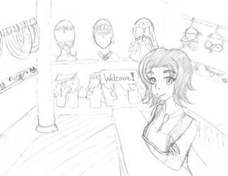 Zena's Shop by LilacPhoenix