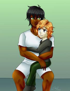 Kiki and Salem