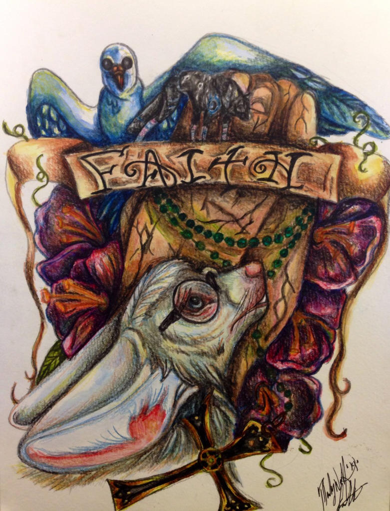 faith by pladywolf82