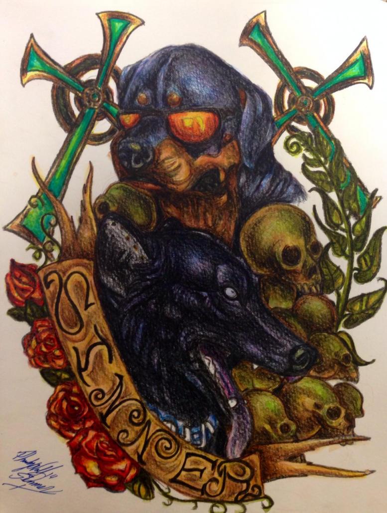 sinner by pladywolf82