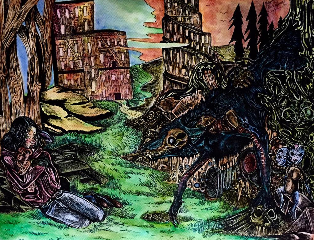 faux illusion by pladywolf82