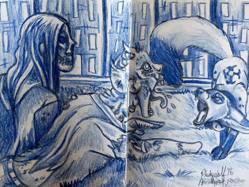 apocalypse precious by pladywolf82